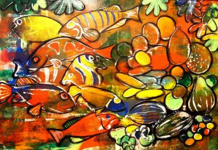 Nigel Henri 'Fish Market'